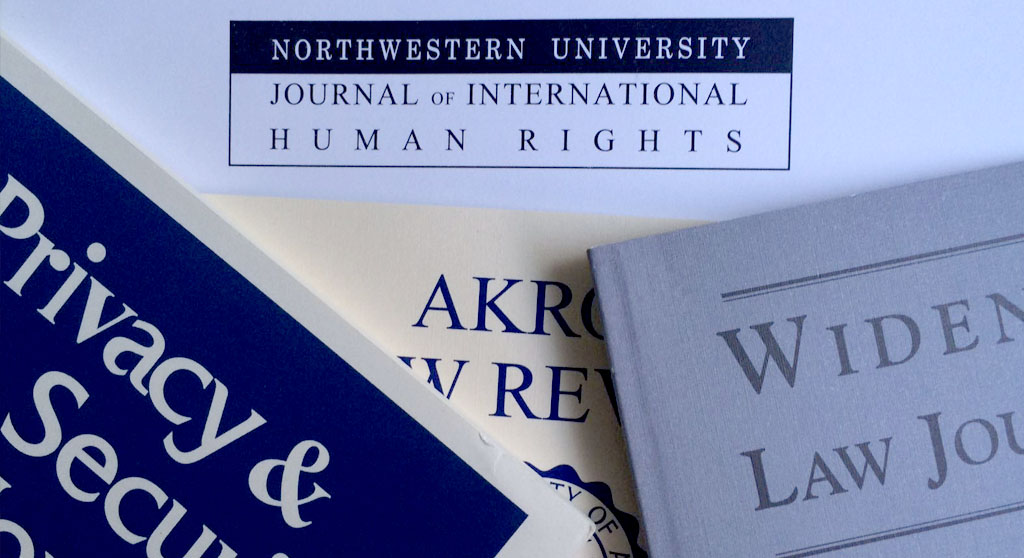 A selection of published research by Nani Jansen